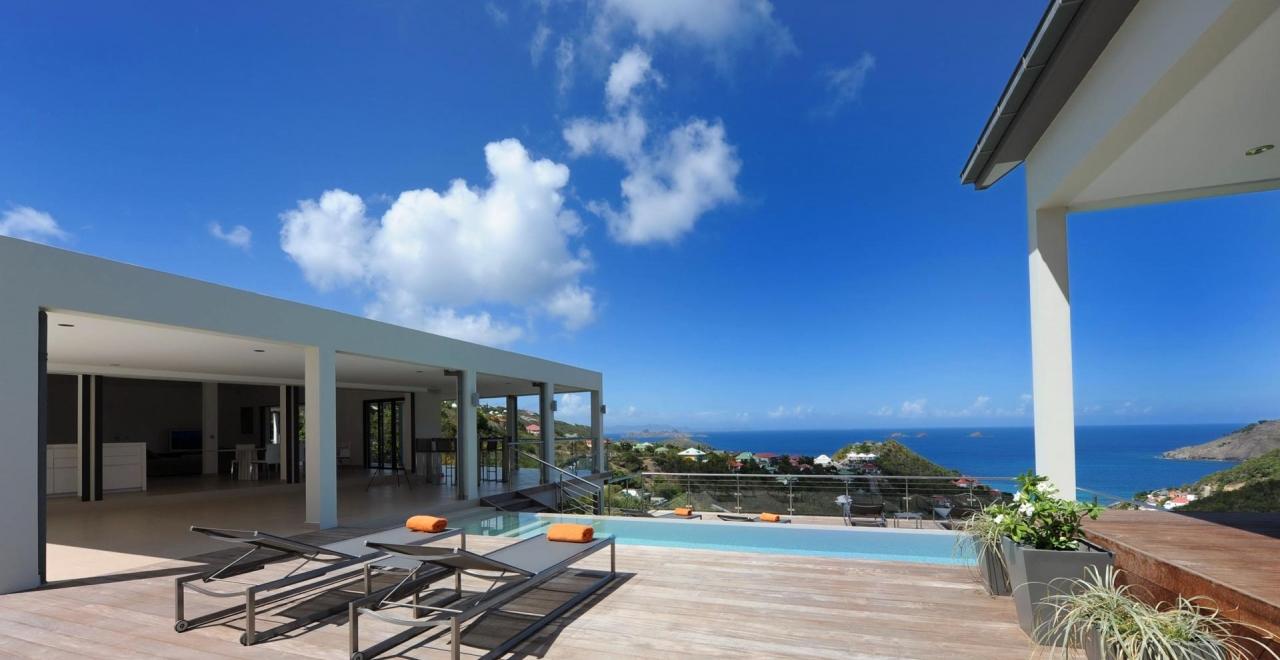 villa arte, flamands, st bartspremium island vacations