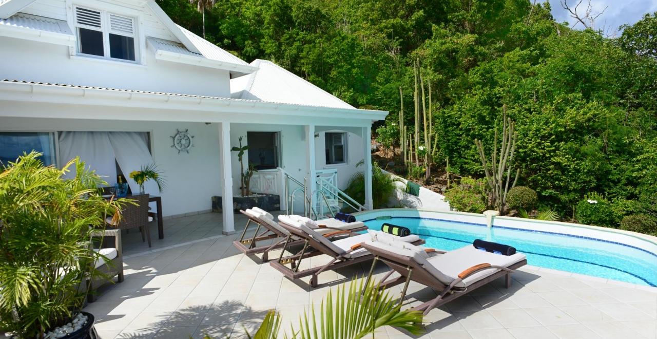 Villa Mahogany, Flamands, St Barts by Premium Island Vacations