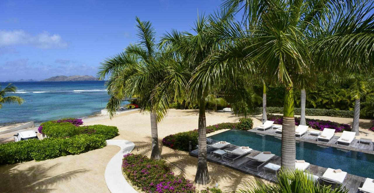 Villa Palm Beach Lorient St Barts Image 1