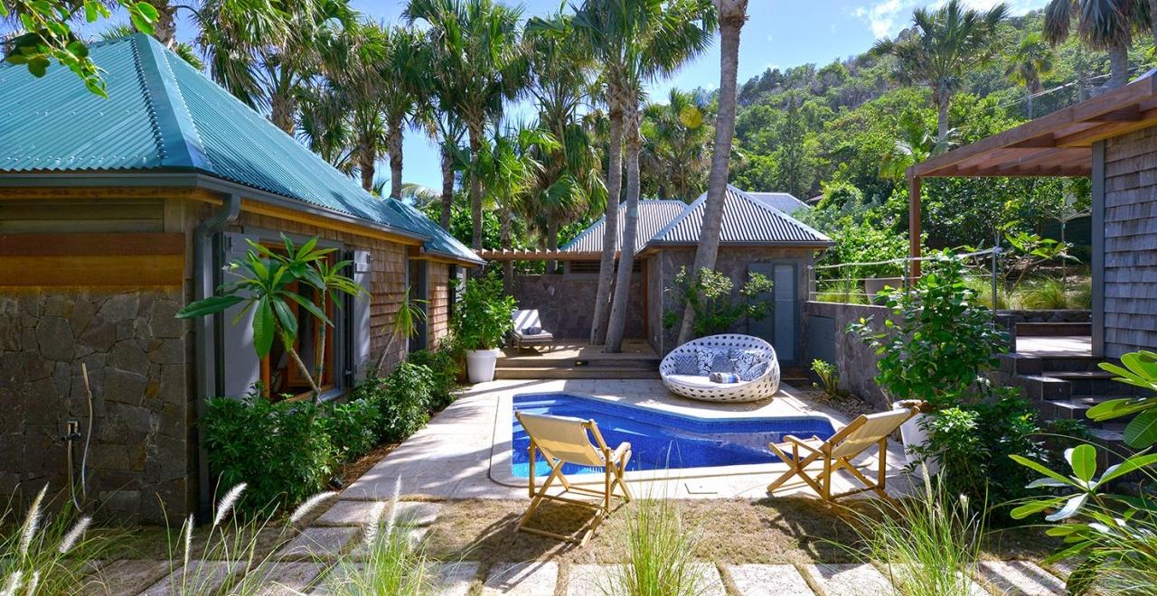 villa palm house anse des lezards st barts by premium island