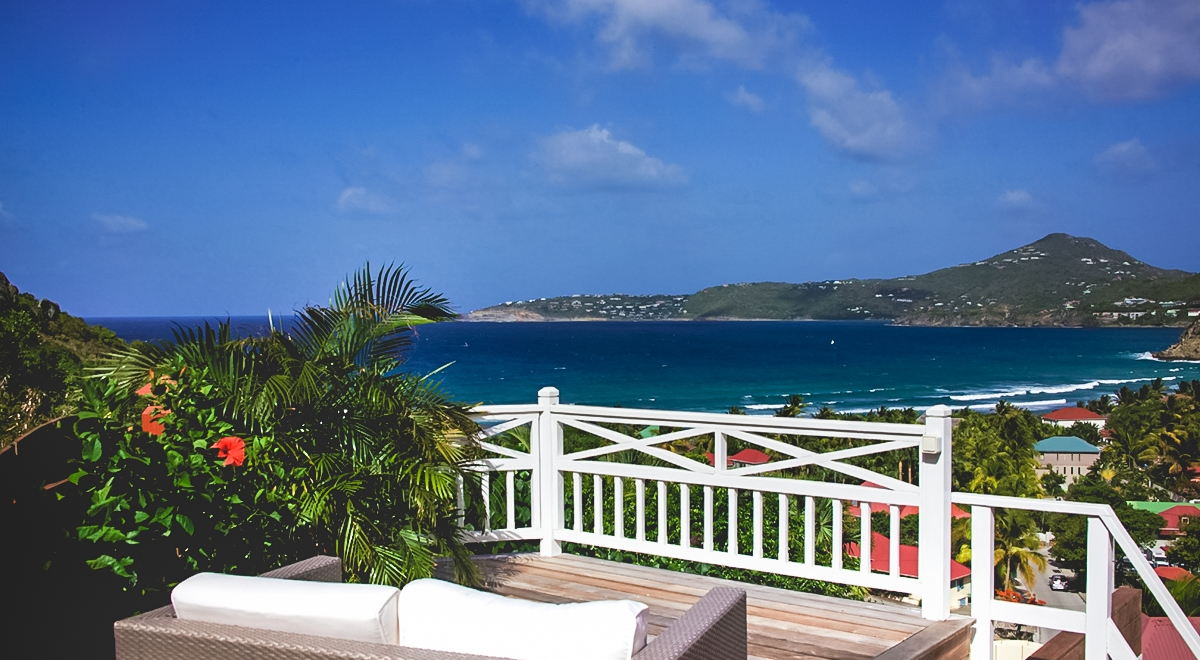 Villa Piment, Anse des Cayes, St Barts by Premium Island Vacations