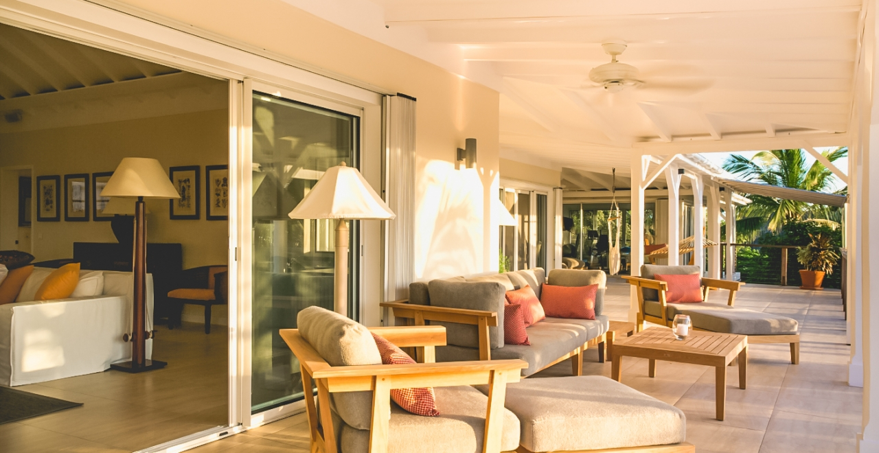 villa sky, petite saline, st bartspremium island vacations